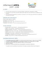 informacio AMPA2